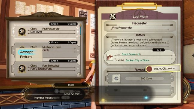 Atelier Ryza 2: Lost Legends & the Secret Fairy - Screenshots - Bild 3