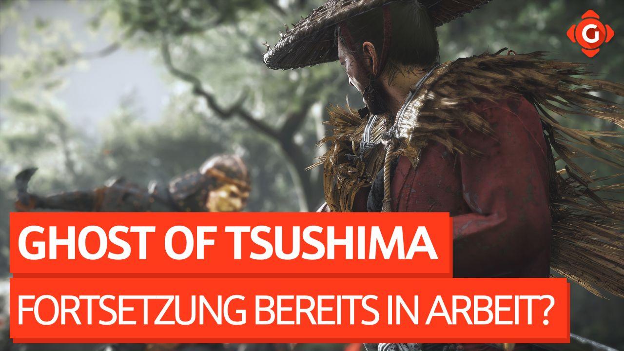 Gameswelt News 21.10.2020 - Ghost of Tsushima 2, Fortnite, PUBG und Immortal Fenyx Rising.