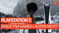 Gameswelt News 12.10.2020 - Playstation 5, Ghost of Tsushima, Amico und Dirt 5