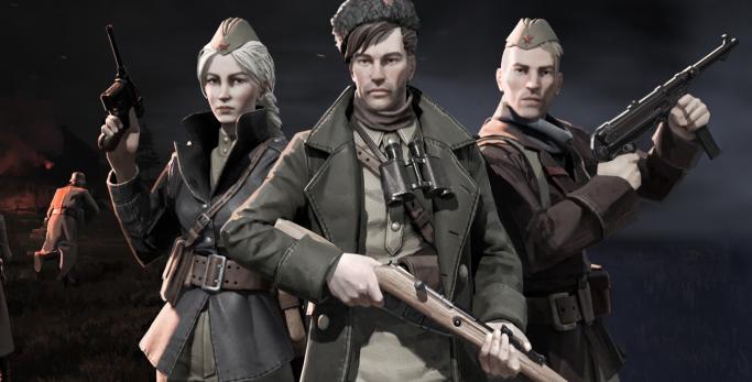 Partisans 1941 - Test