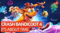 Zurück zu alter Höchstform - Unser Eindruck zu Crash Bandicoot 4: It's About Time
