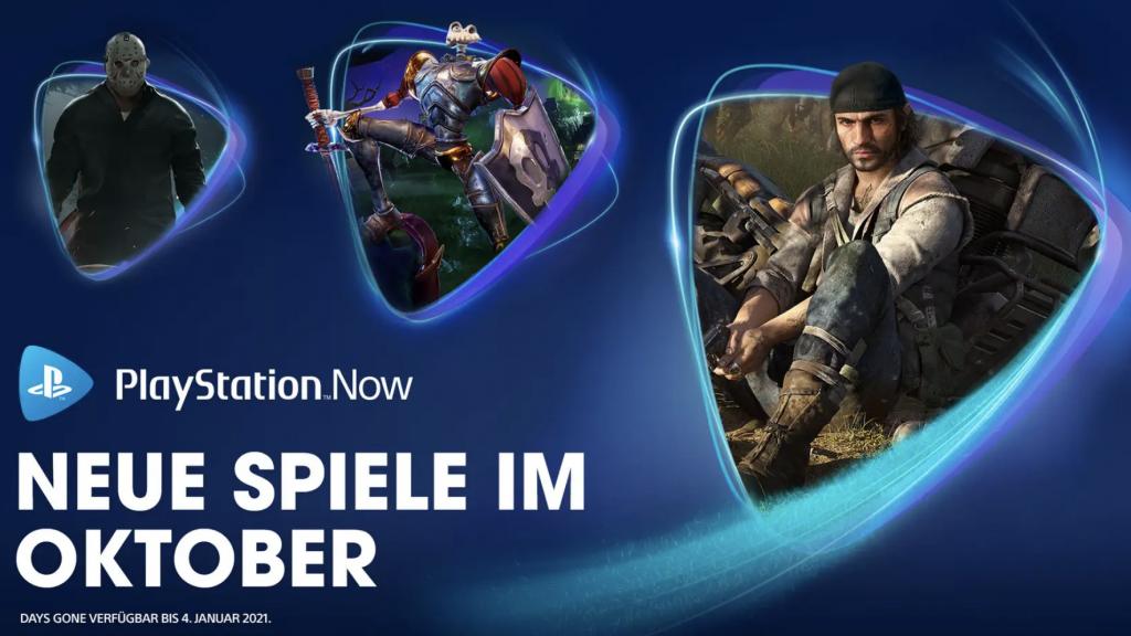 Playstation Now Neue Spiele