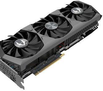 ZOTAC GAMING GeForce RTX 3080 Trinity - Test