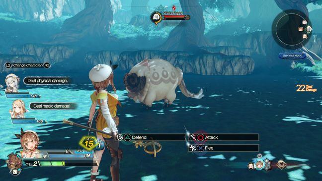 Atelier Ryza 2: Lost Legends & the Secret Fairy - Screenshots - Bild 9