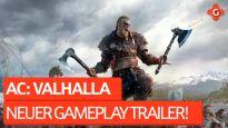 Gameswelt News 15.10.2020 - Assassins Creed Valhalla, Spider-Man Miles Morales, Gamestop und SEGA