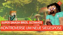 Gameswelt News 14.10.2020 - Super Smash Bros. Ultimate, PlayStation Firmware Update, Call of Duty und Axiom Verge 2