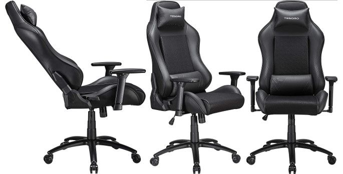 Tesoro Alphaeon S2 Gaming Chair - Test