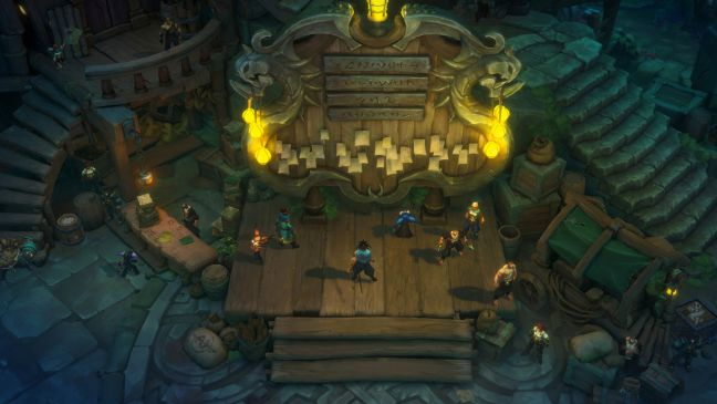 Ruined King: A League of Legends Story - Screenshots - Bild 4