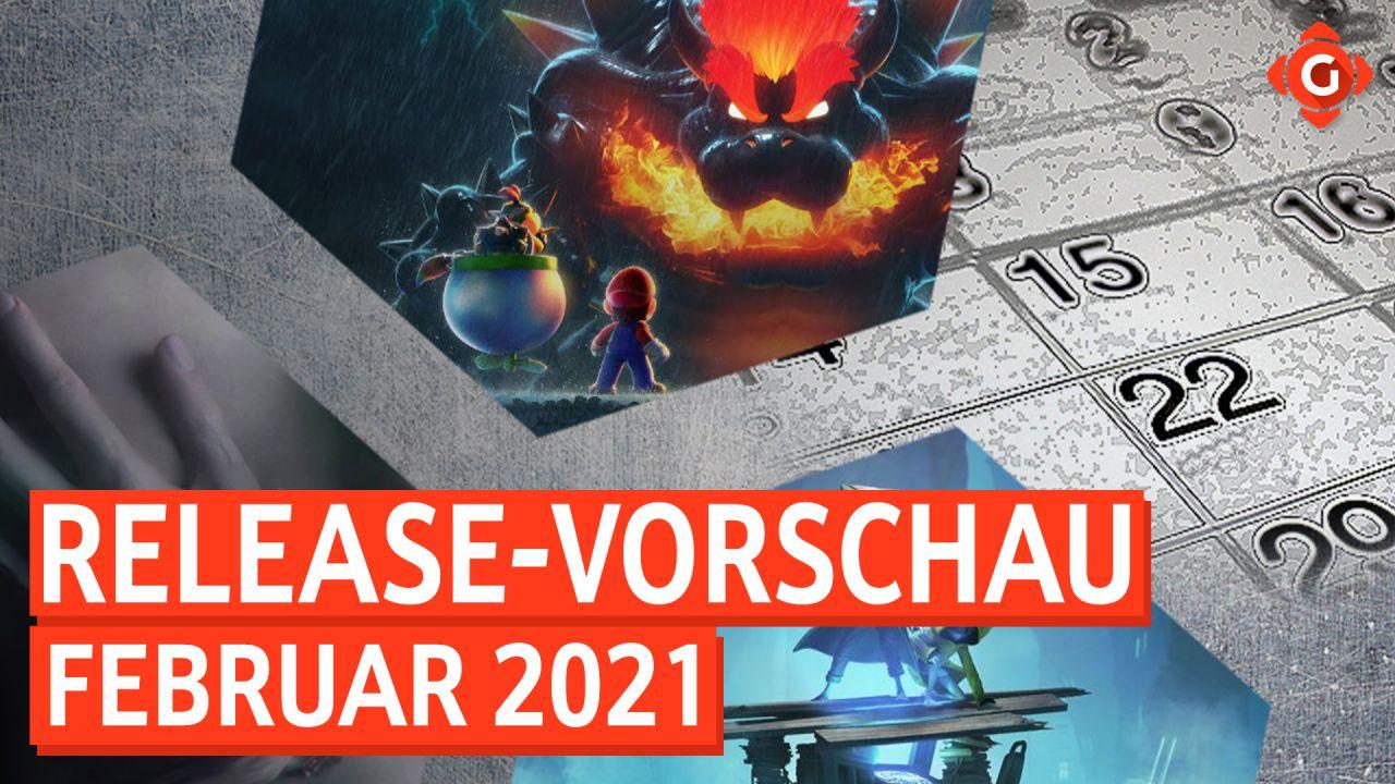 Release-Vorschau Februar 2021 - Mit Werewolf: The Apocalypse – Earthblood, Little Nightmares 2 und mehr