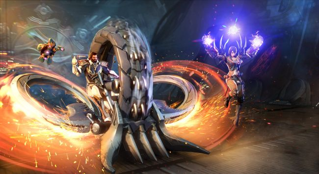 Skyforge - Screenshots - Bild 6