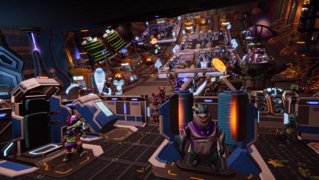 Spacebase Startopia - Screenshots - Bild 6