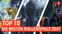 Top 10 - Rollenspiele für 2021
