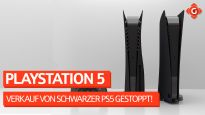 Gameswelt News 11.01.2021 - Mit schwarzer Playstation 5, Microsoft, Cyberpunk 2077 und mehr
