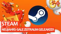 Gameswelt News 15.01.2021 - Mit Steam Neujahrs-Sale, Pokémon, Resident Evil und mehr