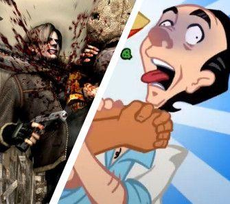 Top 10: Die dümmsten Tode in Spielen - Special
