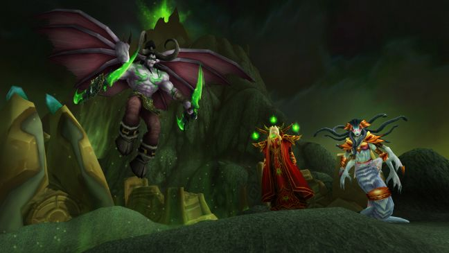 World of WarCraft Classic: Burning Crusade - Screenshots - Bild 6