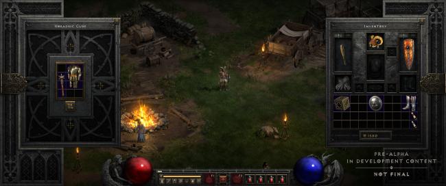 Diablo II: Resurrected - Screenshots - Bild 1