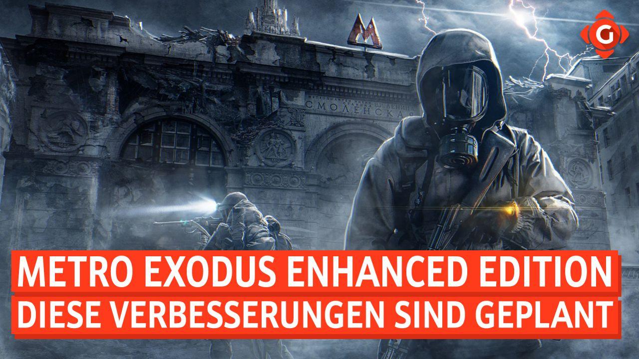 Gameswelt News 16.02.2021 - Mit Metro Exodus, Assassin's Creed: Valhalla und mehr