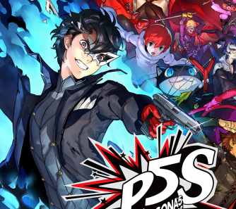 Persona 5 Strikers - Test