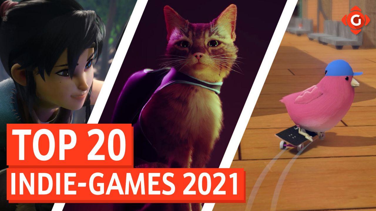 Top 20 - Indie-Games 2021