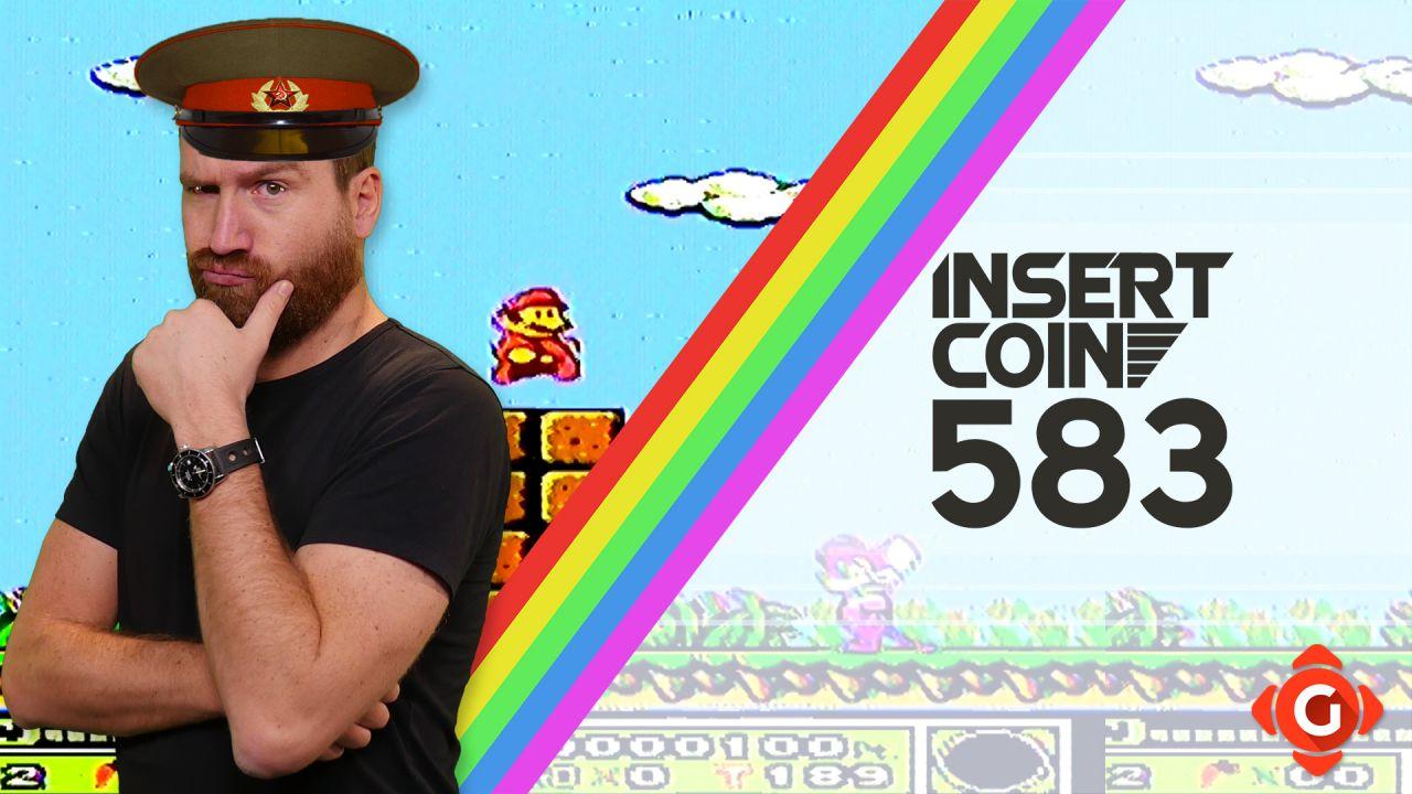 Insert Coin #583 - SNES auf Wish bestellt, Maquette und Yupitergrad