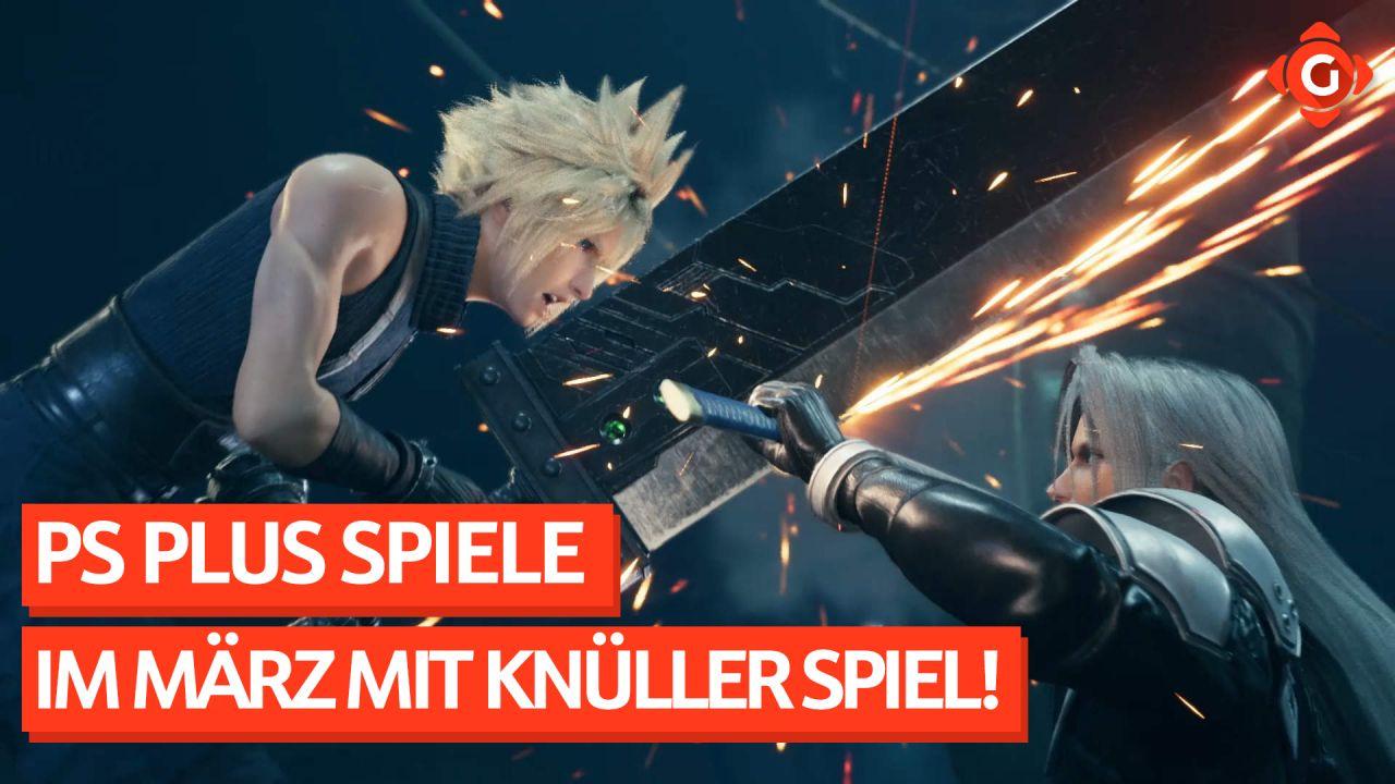 Gameswelt News 02.03.2021 - Mit PS Plus Spielen, Elden Ring und mehr