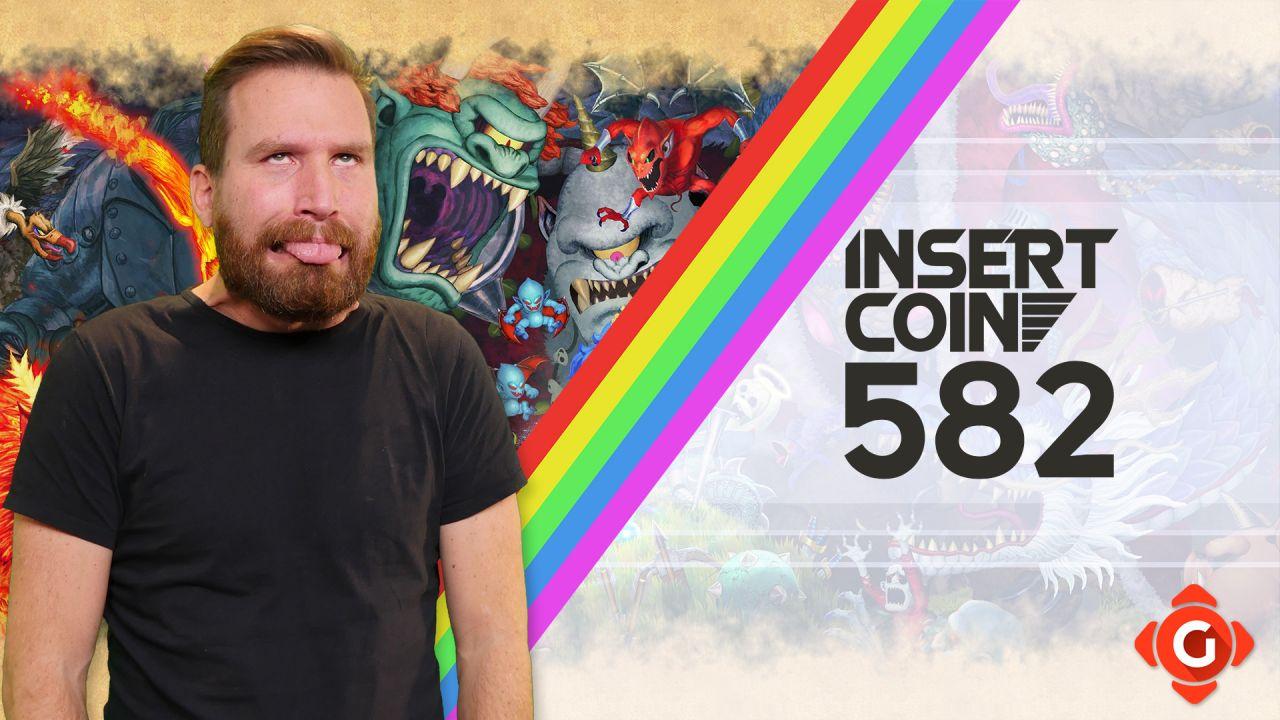 Insert Coin #582 - It Takes Two, Ghosts 'n Goblins und mehr