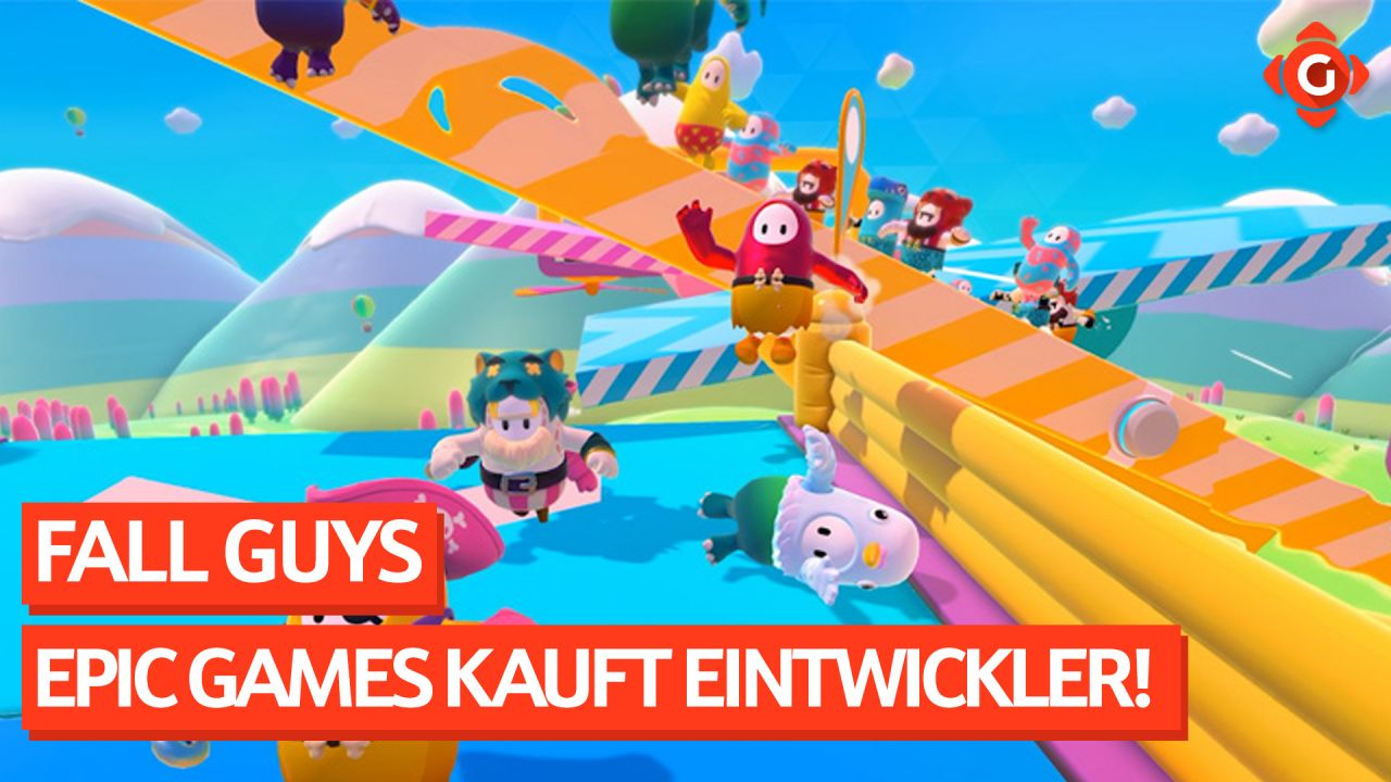 Gameswelt News 03.03.2021 - Mit Fall Guys, Playstation 5, Aliens und mehr