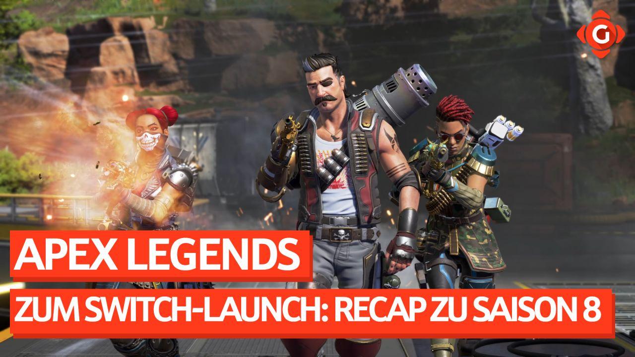 Apex Legends - Zum Switch-Launch: ein Rückblick auf Saison 8