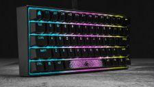 Corsair K65 RGB Mini - Test