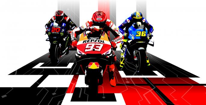 Moto GP 21 - Test