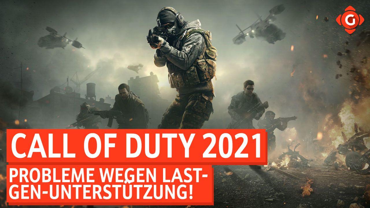 Gameswelt News 19.04.2021 - Mit Call of Duty 2021, Days Gone 2 und mehr
