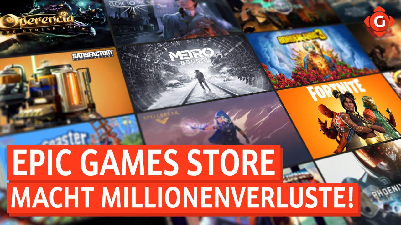 Gameswelt News 14.04.2021 - Mit dem Epic Games Store, dem Deutschen Computerspielpreis und mehr
