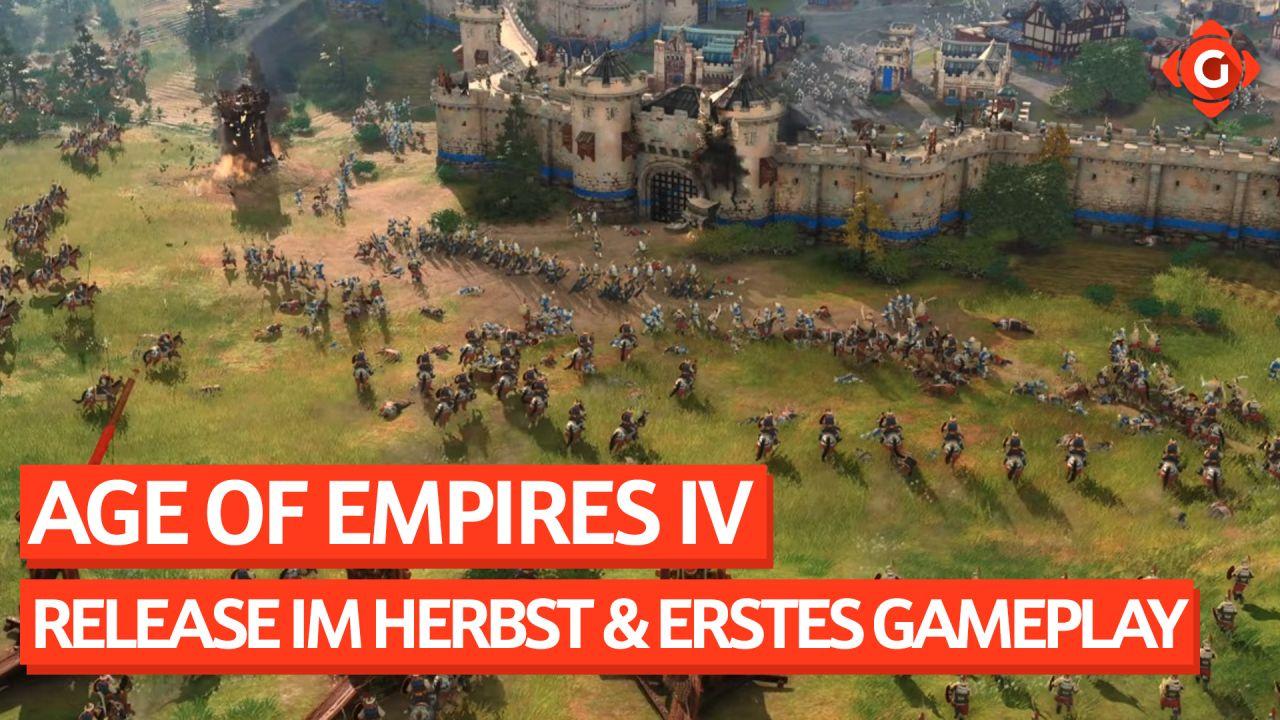 Gameswelt News 12.03.2021 - Mit Age of Empires IV, Outriders und mehr