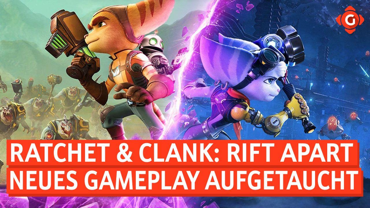 Gameswelt News 30.04.2021 - Mit Ratchet & Clank: Rift Apart, Halo Infinite und mehr