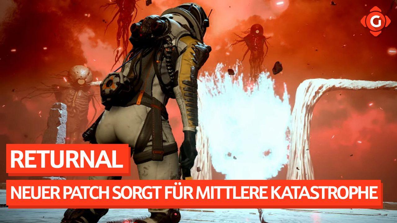 Gameswelt News 06.05.2021 - Mit Returnal, Mass Effect, Outriders und mehr.