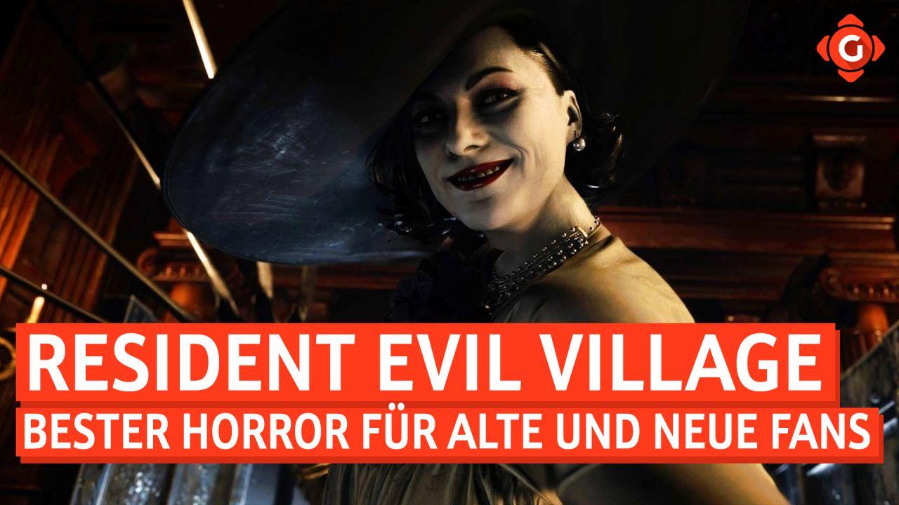 Resident Evil Village - Bester Horror für alte und neue Fans