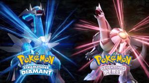 Pokémon Strahlender Diamant / Leuchtende Perle