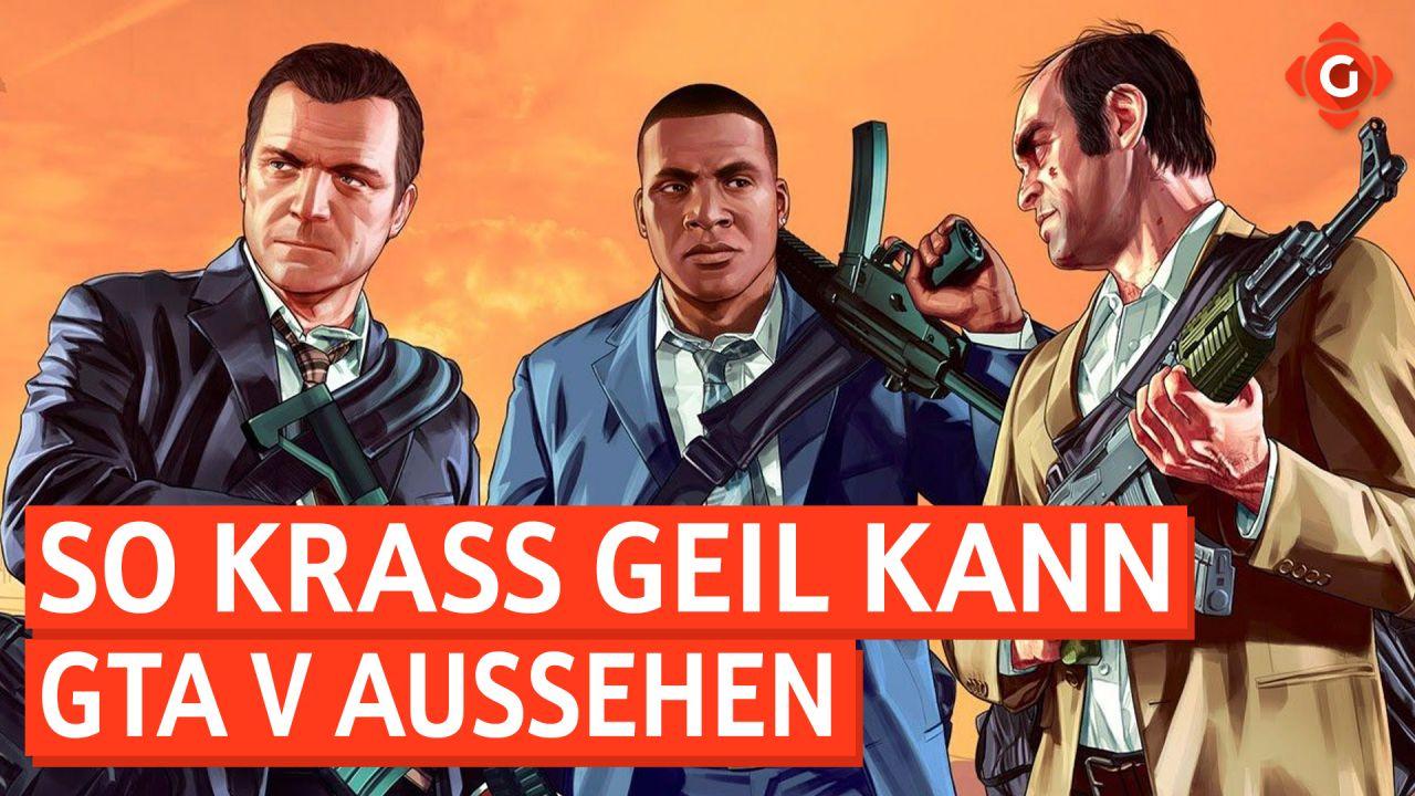 Gameswelt News 17.05.2021 - Mit GTA V, Starfield und mehr