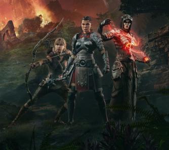 The Elder Scrolls Online: Blackwood - Test