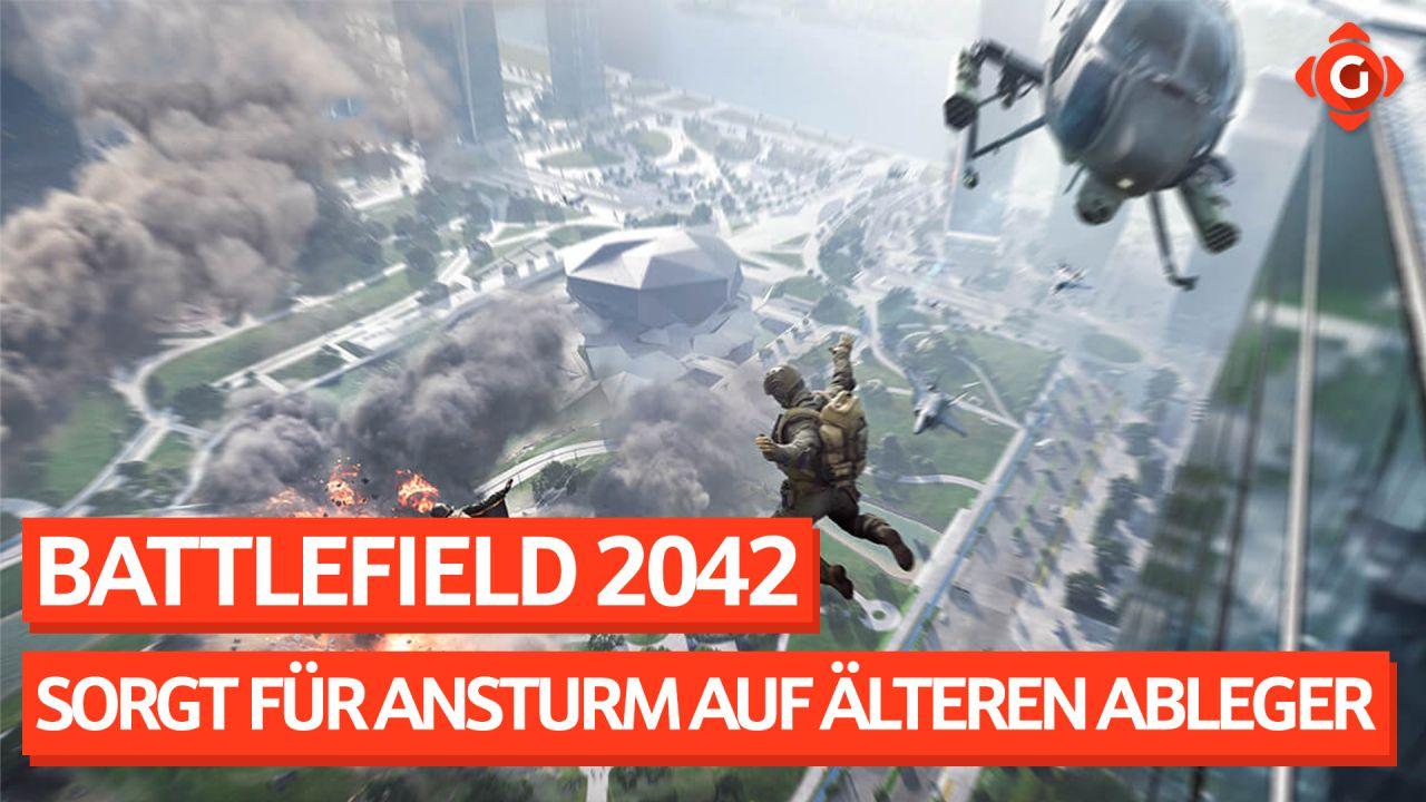 Gameswelt News 22.06.2021 - Mit Battlefield 2042, Dead Space 4 und mehr