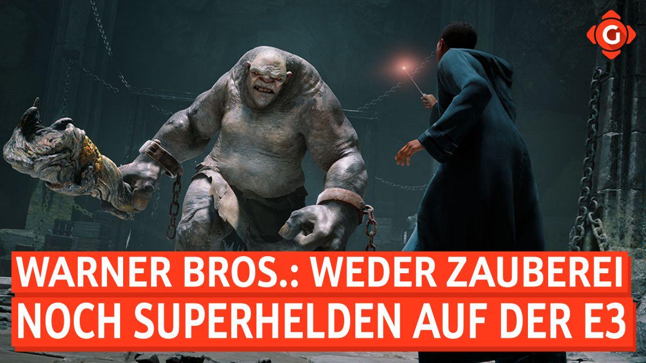 Gameswelt News 08.06.2021 - Mit Warner Bros., Prince of Persia und mehr