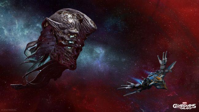 Marvel's Guardians of the Galaxy - Screenshots - Bild 5