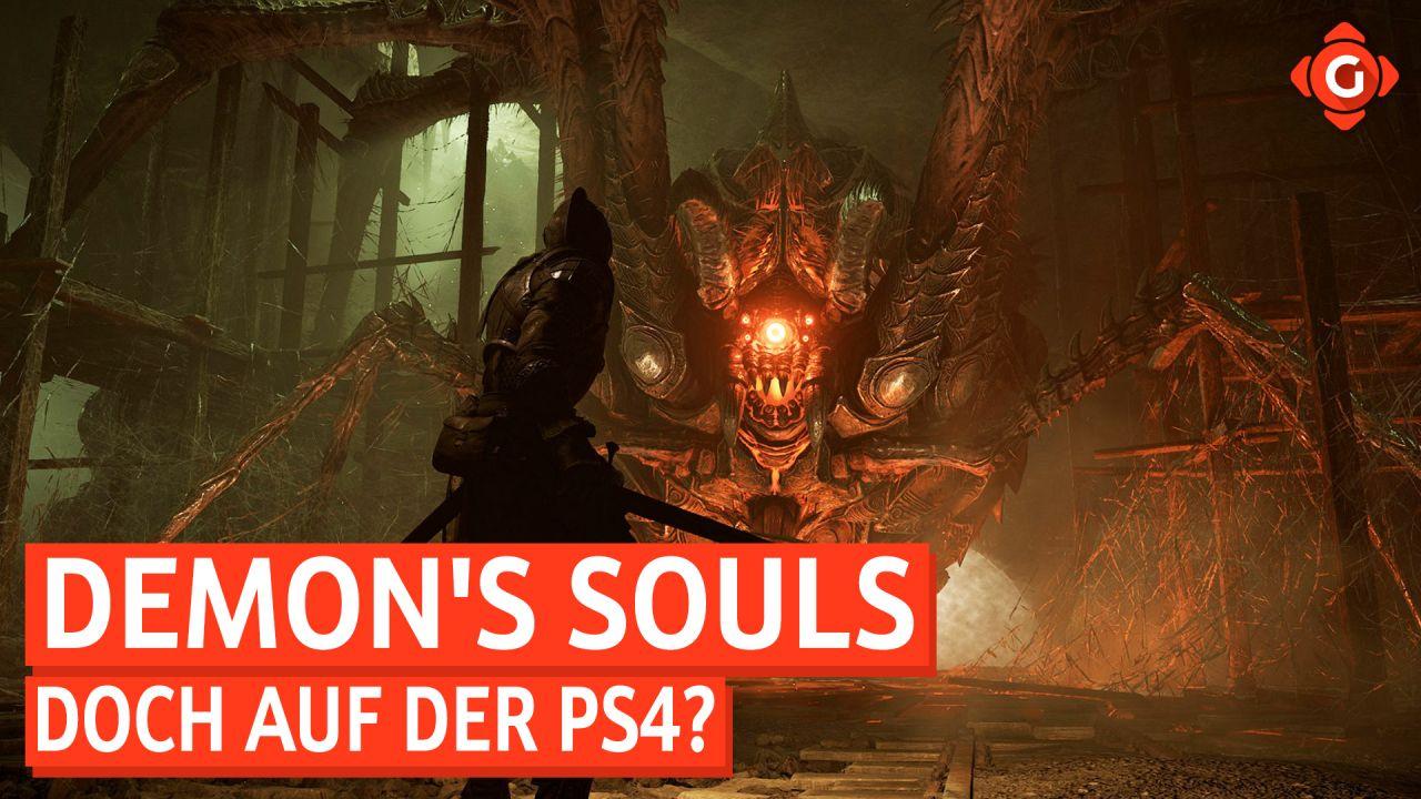 Gameswelt News 17.06.2021 - Mit Demon's Souls, F1 2021 und mehr