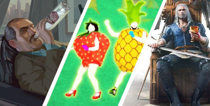 Top 10: Spiele, die betrunken mehr Spaß machen - Special