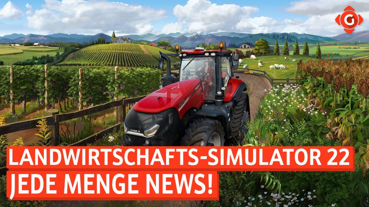 Gameswelt News 23.07.2021 - Mit Landwirtschaftssimulator 22, Dead Space und mehr