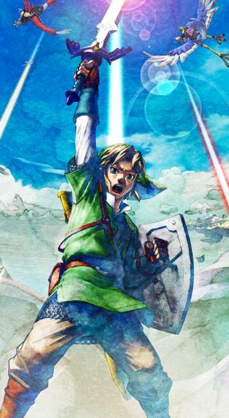 Zelda: Skyward Sword HD - Test