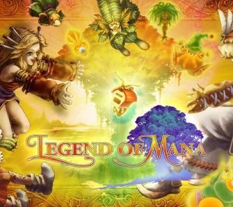 Legend of Mana - Test
