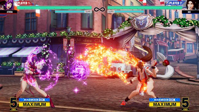 The King of Fighters XV - Screenshots - Bild 10