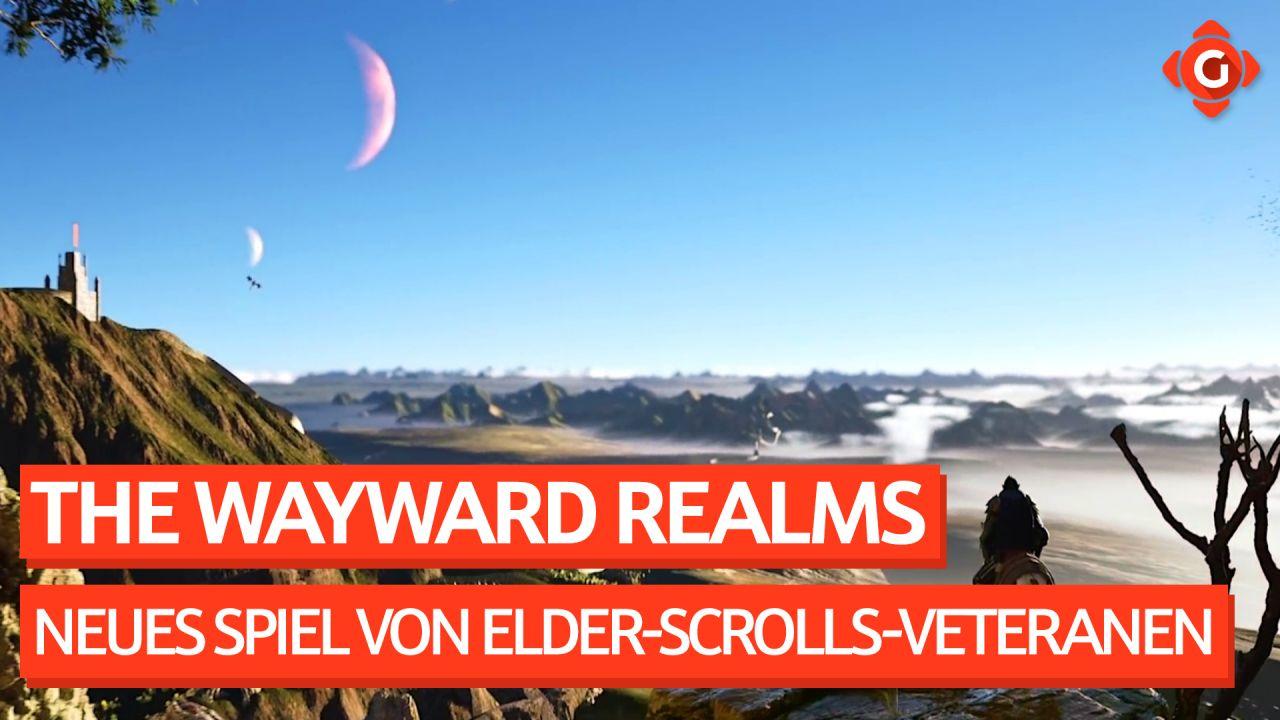 Gameswelt News 03.08.2021 - Mit The Wayward Realms, PlayStation Now, Halo Infinite und mehr